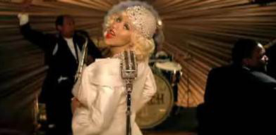 Christina Aguilera creative party theme ideas Ain't No Other Man