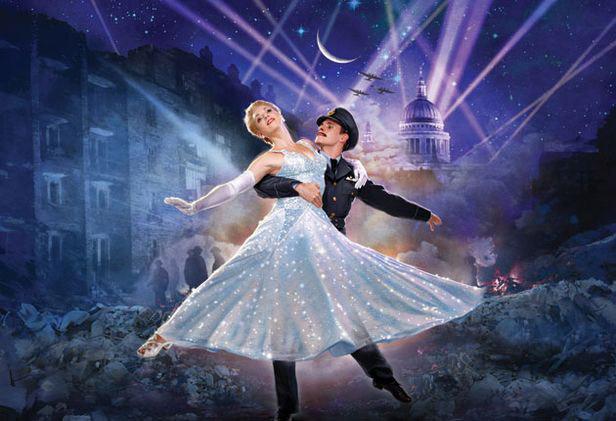 creative party theme ideas Matthew Bourne's Cinderella