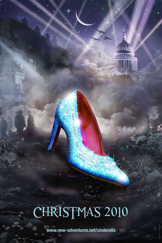 creative party theme ideas Matthew Bourne's Cinderella