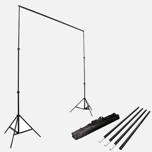 photographic backdrop frame