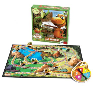 dinosaur train game