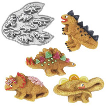 dinosaur baking cups