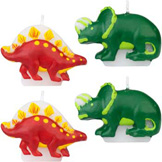 dinosaur candles