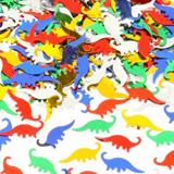 dinosaur confetti