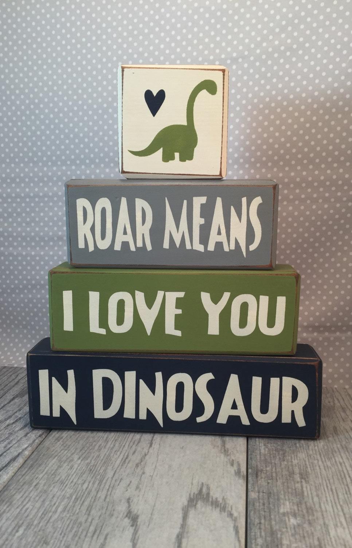 dinosaur centerpiece