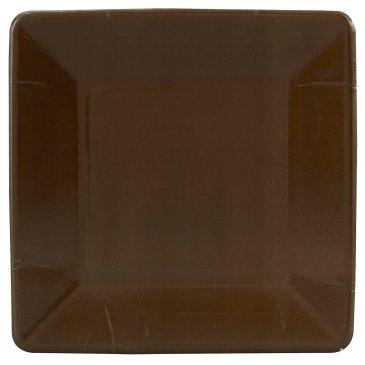 square paper plates