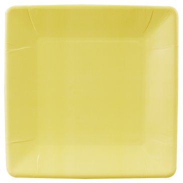 square party plates