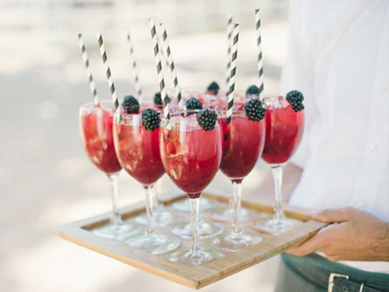 party drink ideas to wow your guests u2014by a professional