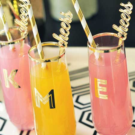 party drinks stirrers
