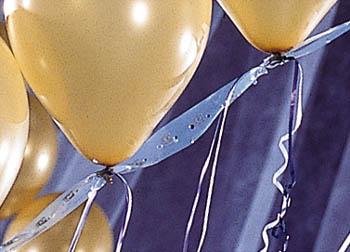 balloon decorating tape