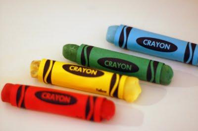 edible crayons