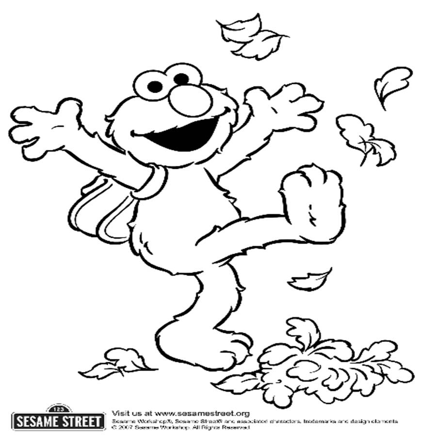 Elmo Birthday Party Ideas By A Professional Party Planner Elmo Birthday Coloring Pages