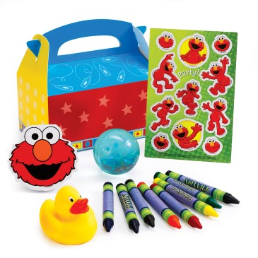 elmo favor boxes