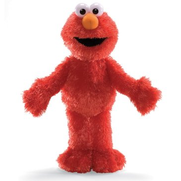 elmo plush toy