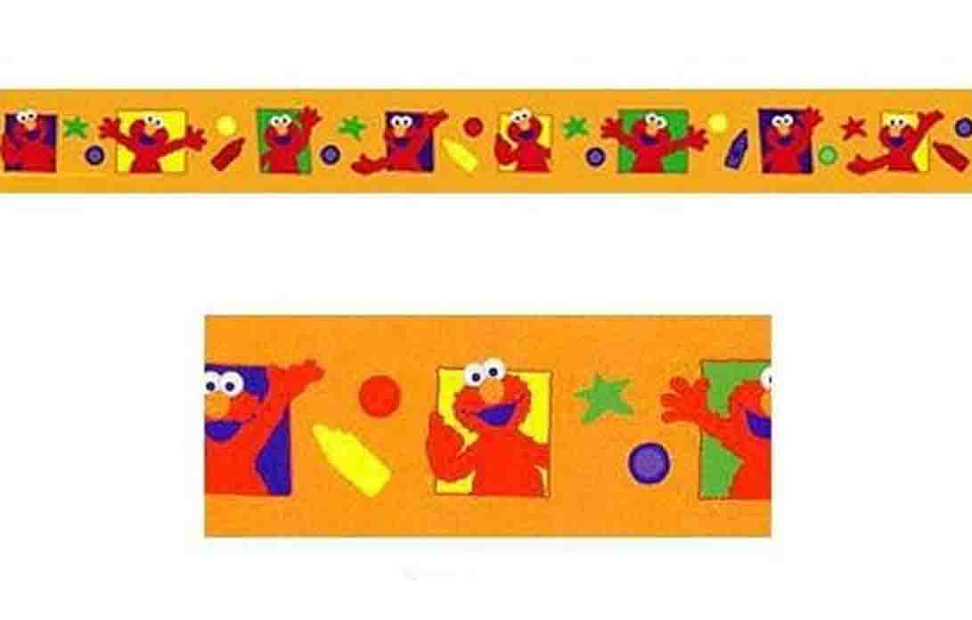 elmo streamers