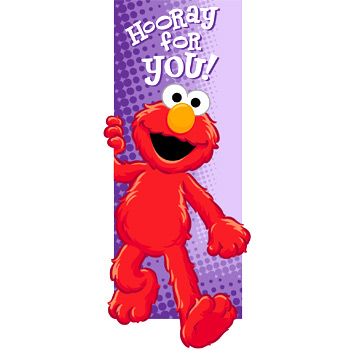 elmo treat bags