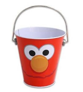 elmo treat pail