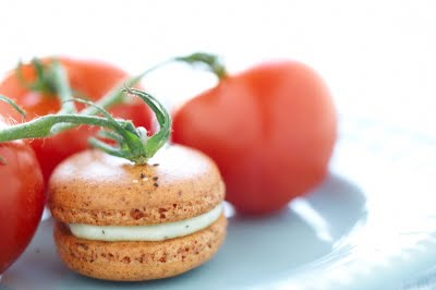 tomato macaroons