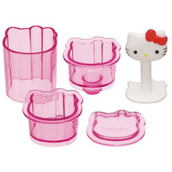 hello kitty rice press