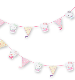 hello kitty garland