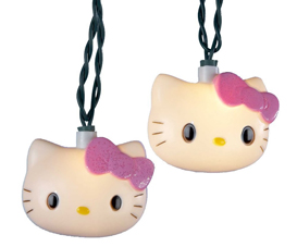 hello kitty lights