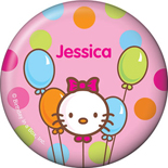 hello kitty buttons