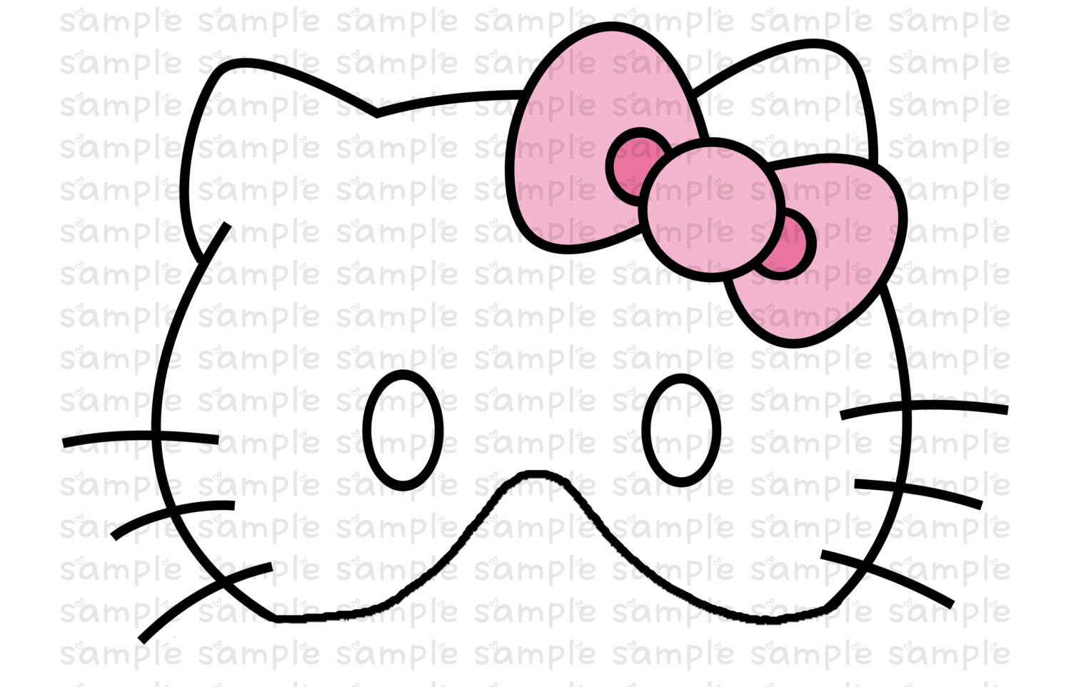 hello kitty mask template hello kitty party games by a professional party planner