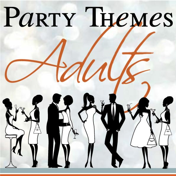 Original Party Theme Ideas By A Professional
