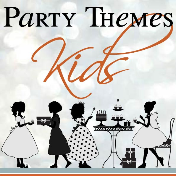 teenage party themes