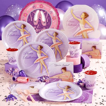 kid birthday party ideas ballerina