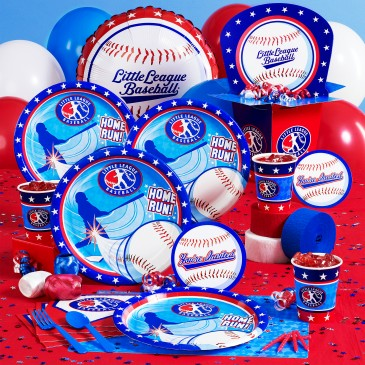 KID BIRTHDAY PARTY IDEAS BASEBALL