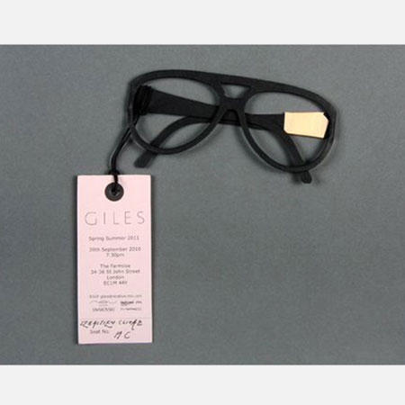 glasses invitation