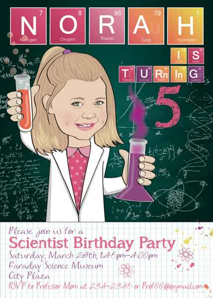 science invitation