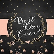 best day ever party theme