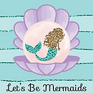 mermaids party theme
