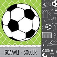 soccer party theme