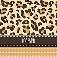 leopard party theme
