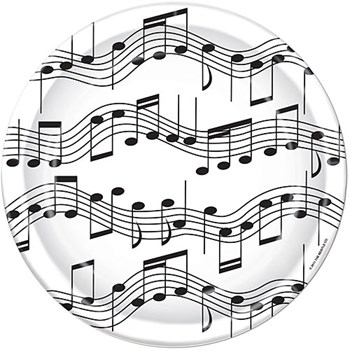 music party theme
