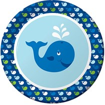 whale party theme
