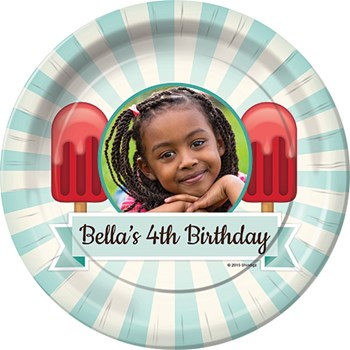 personalized lollipop party theme
