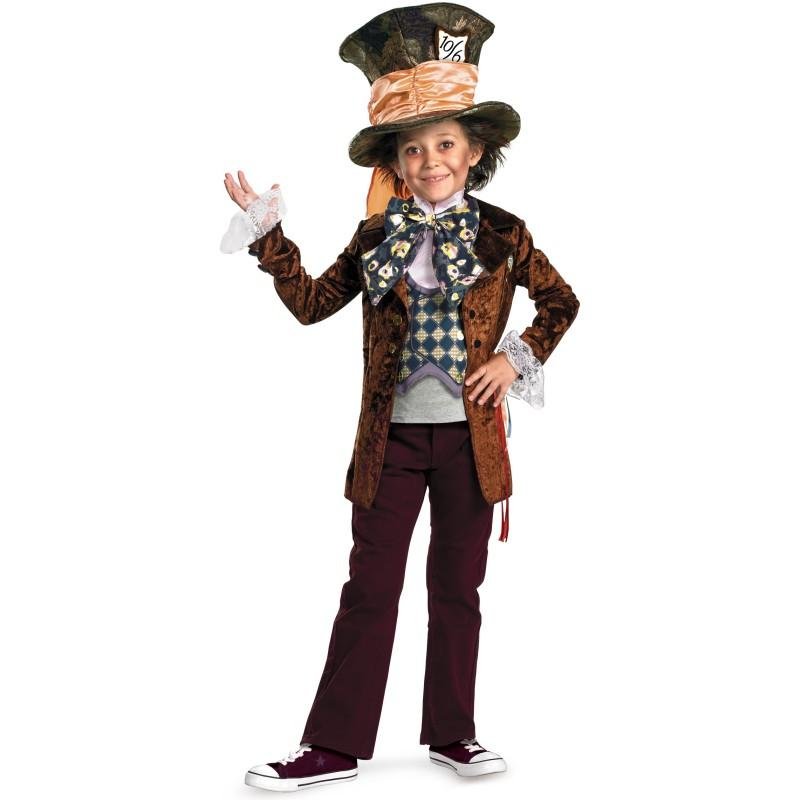 mad hatter kids costumes