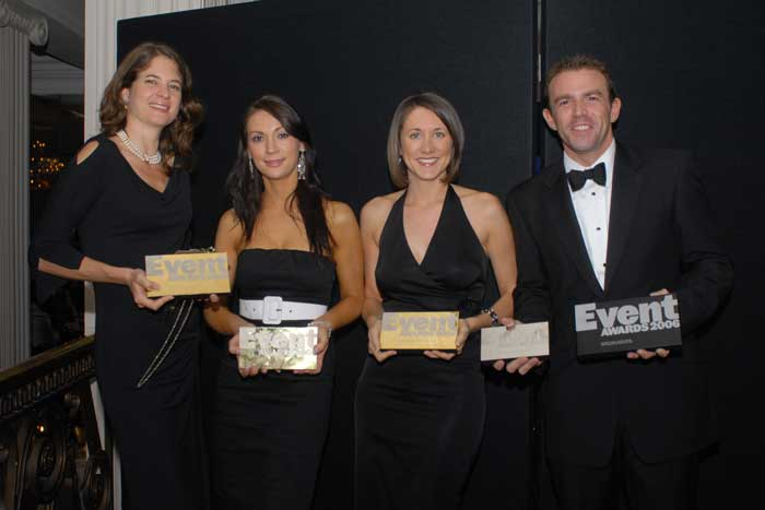 Matt James Left Field Productions Event Awards