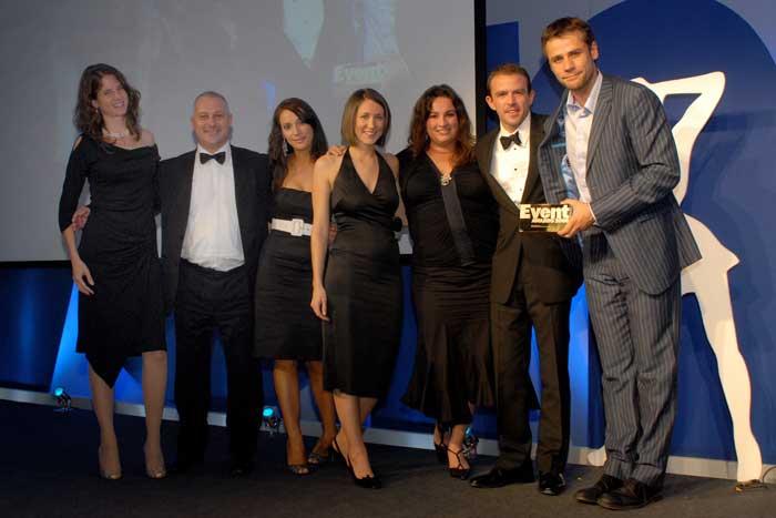 Matt James Left Field Productions Event Awards