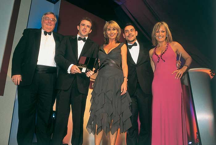 Matt James Left Field Productions CEA awards