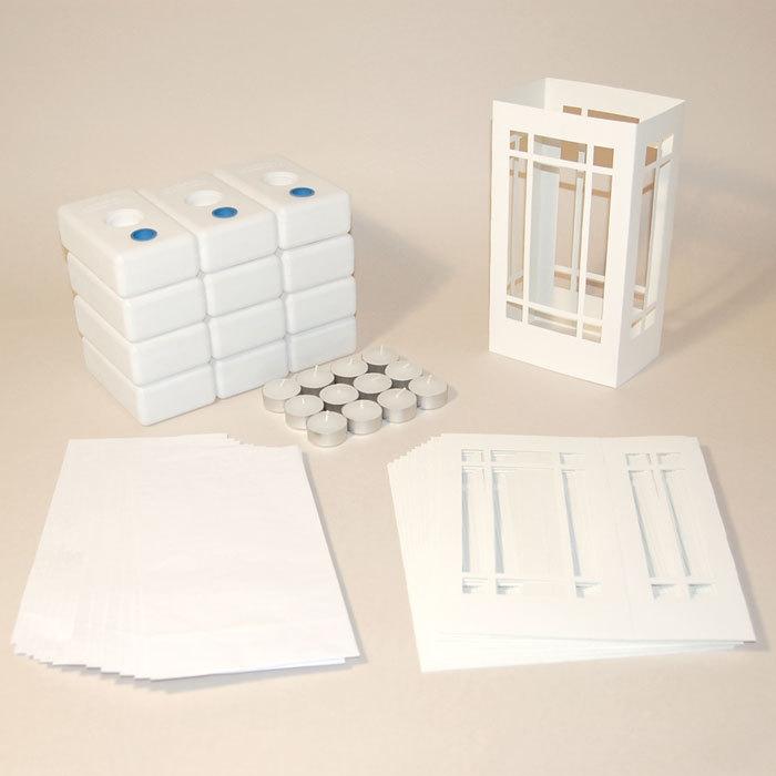 paper luminary kit