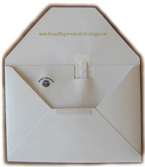 recordable envelopes