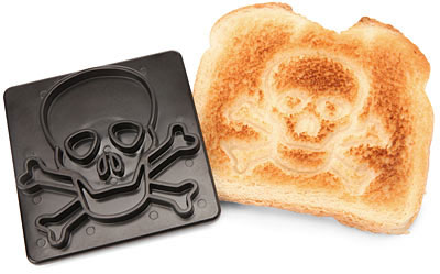 pirate toast stamp