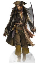 pirates of the caribbean stand up