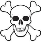 pirate cut outs