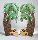 palm tree cut outs